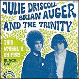 Brian Auger and Julie Driscoll