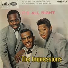 Its All Right Pic sleeve