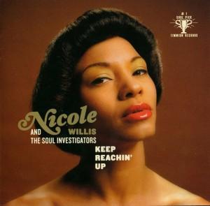 Nicole Willis and the Soul Investigators