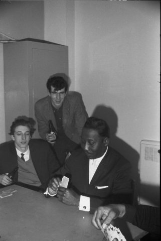 Playin Poker -roger-eagle-with-muddy-waters