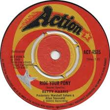 RIDE YOUR PONY - Betty Harris - UK Action