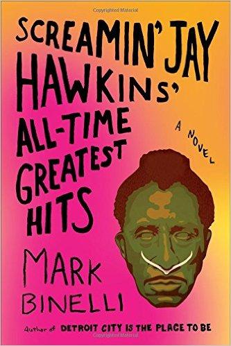 Screaming Jay Hawkins - Book