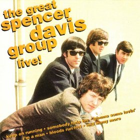 Spencer Davis Group at the Twisted Wheel