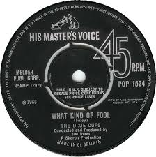 WHAT KIND OF FOOL - The Dixie Cups