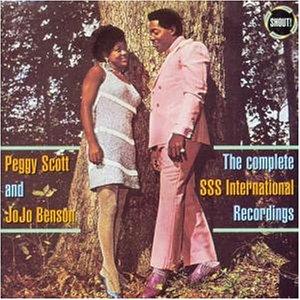 Peggy Scott and JoJo Benson