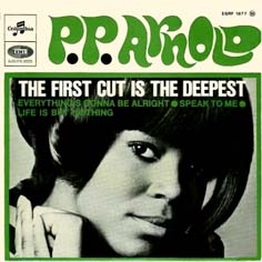 pp arnold - The First Cut Is The deepest