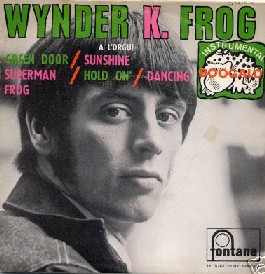 wyder-K-frog - EP - French