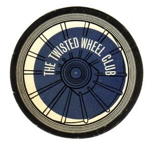BLUE Wheel Card