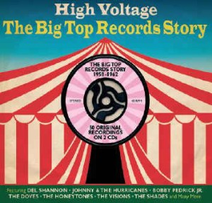 Big Top CD