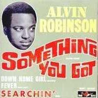 Alvin Robinson