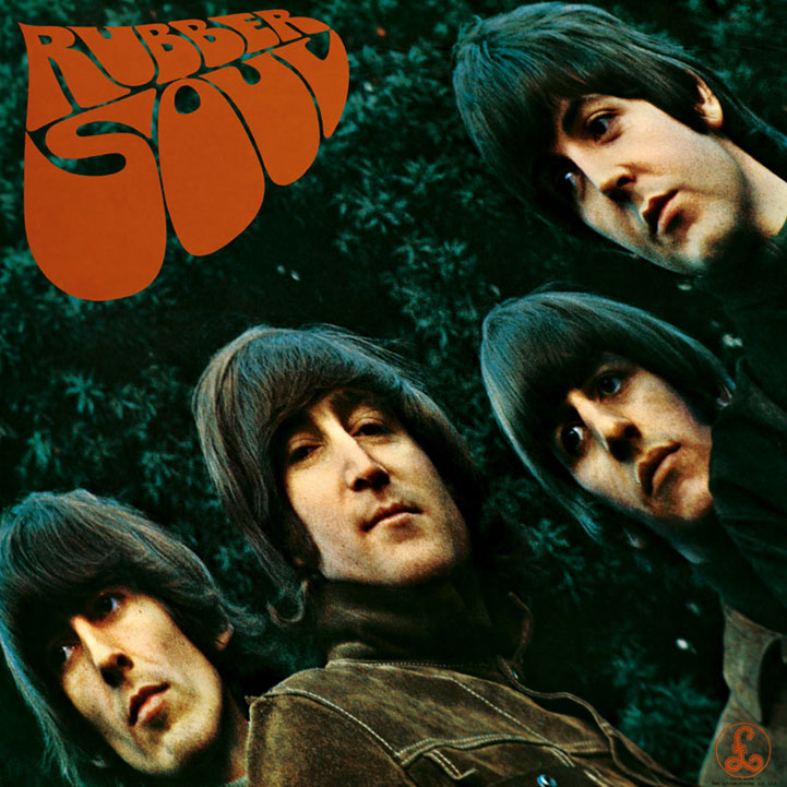 BEATLES rubber-soul