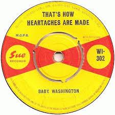 Baby Washington SUE