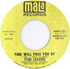 MALA - US IMPORT - Tobi Legend - Time Will Pass You By
