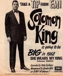 Soloman King - She Wears My Ring
