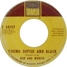 YOUNG GIFTED AND BLACK - Motown