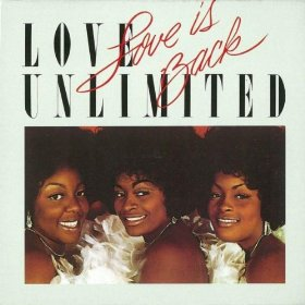 Love Is Back Love Unlimited CD
