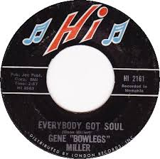 Bowlegs Miller - Everybody Got soul