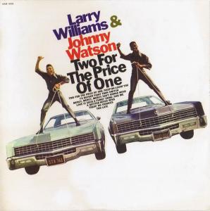 Larry Williams & Johnny Watson Two Cadilacs