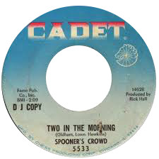 TWO IN THE MORNING - Spooners Crowd